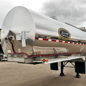 Stainless Trailers for Lease