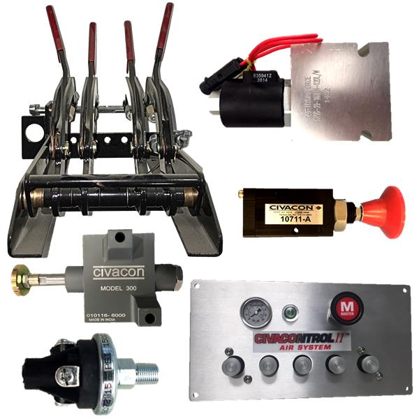 Actuators  & Switches