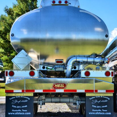 Gas/Fuel Trailers