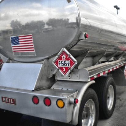 Used Fuel Trailers