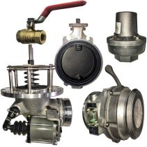 Tank Trailer Valves & Vents