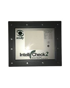 Scully Intellicheck Face Plate & Gasket