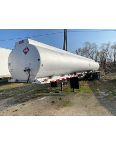 USED 2004 HEIL 9200 GAL PETRO TRAILER FOR SALE