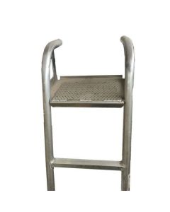 Dry Bulk Aluminum Rear Ladder