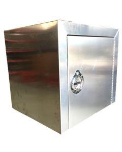 Aluminum Cabinet, 24 In. X 24 In. X 20 In.