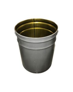 TANK TRAILER 5 GALLON METAL BUCKET