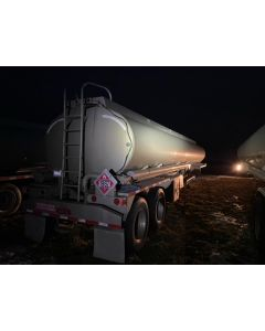 USED 2007 HEIL  9200 GALLON FUEL TANK TRAILER FOR SALE