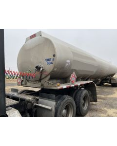 USED 2008 HEIL  9200 GAL 5 CMPT FUEL TANK TRAILER FOR SALE