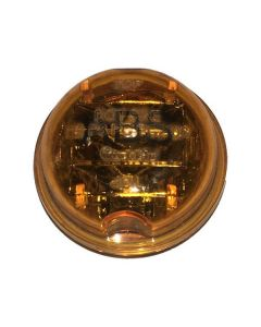 2 In. Yellow Abs Light, Lamp Only