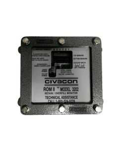 Civacon Overfill Monitor And Housing