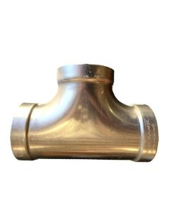 Tank Trailer 4 In. Pipe Tee