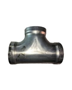 Tank Trailer 4 In. Pipe Tee, Short Radius