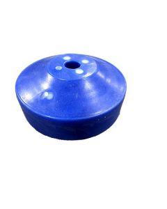 Blue Garnet Float