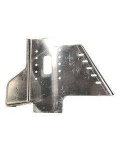 Bracket, Left Hand, Landing Gear Mounting Plate, Aluminum, .325