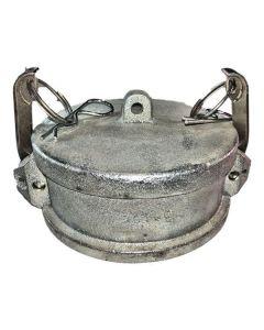 3 In. Iron Dust Cap, Import