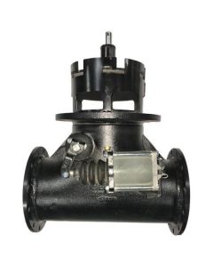 "Betts Emergency Valve Tee 6 In. X 6"", Flanged"