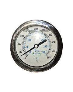 Tank Trailer Gauge- Thermometer, 50-550 Degrees