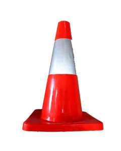 ORANGE TRAFFIC 18 IN. CONE