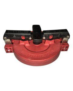 DIXON GAS TRAILER 4 IN. RED VAPOR CAP