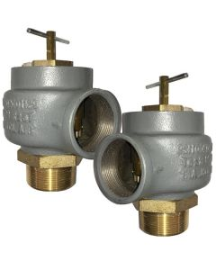 KUNKLE BLOWER RELIEF VALVES