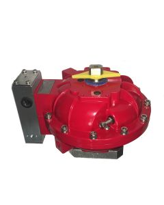 Butterfly Valve Air Actuator, BTI