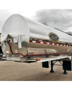 Available for Lease! Insulated Chemical Trailers
