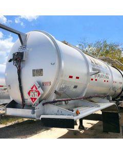 USED 2011 POLAR 8400 GAL 1 CMPT ALUM CRUDE FOR SALE