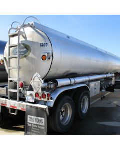USED 1994 CUSTOM FUEL TRAILER FOR SALE