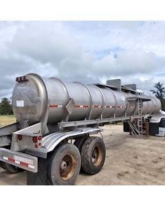 USED 1993 ACRO 4400 GAL 1 CMPT 316SS CHEMICAL FOR SALE