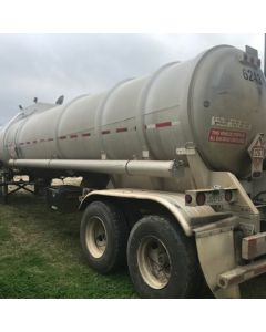 USED 2002 HEIL 8400 GAL 1 CMPT ALUM CRUDE FOR SALE