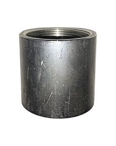Tank Trailer Aluminum 1/2 In. Pipe Coupling