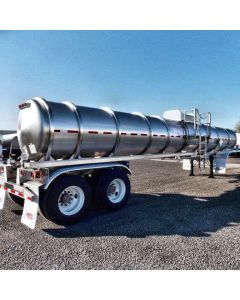 Available for Lease! Non Insulated Chemical Trailers