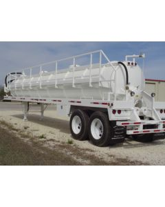 New 2021 Troxell 140 Barrel Vacuum Trailer