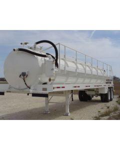 New 2021 Troxell 130 Barrel Vacuum Trailer
