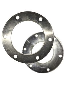 Trailer Butterfly Valve Flanges