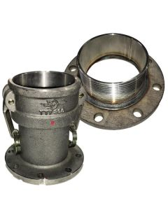 3 In. Flanged Fittings