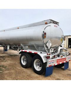 USED 1998 HEIL 9400 GAL 4 CMP  FUEL TANK TRAILER FOR SALE