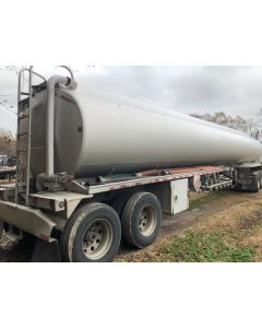 USED 2004 HEIL 9500 GAL 4 CMPT FUEL TANK TRAILER FOR SALE