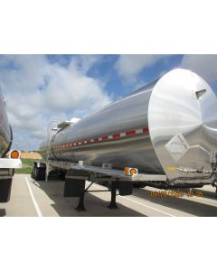 USED 1995 POLAR 7000 GAL 1 CMPT CHEMICAL TRAILER FOR SALE