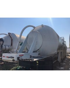 USED 2006 TROXELL 4000 CU FT STORAGE BN TRAILER FOR SALE