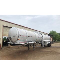 USED 2001 HEIL 8400 GAL 1 CMPT CRUDE TRAILER FOR SALE