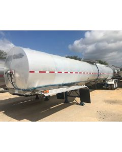 USED 2000 BRENNER 5000 GAL 1 CMPT  TRAILER FOR SALE