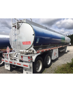 USED 2009 LBT 9200 GAL 5 CMPT FUEL TANK TRAILER FOR SALE