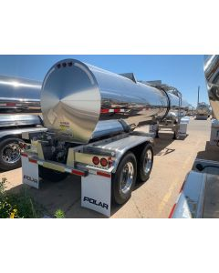 2021 Polar 5000-1 Chemical Trailers For Sale