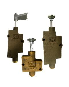 EBW INTERLOCK VALVES