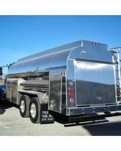 New! 2021 Bobtail Fuel Truck