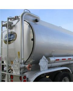 Available for Lease! 1 compartment Fuel Trailers