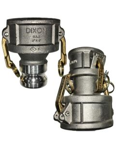 3 In. Reducer Camlock Fittings