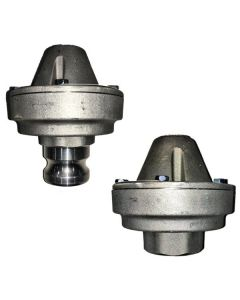 Civacon Trailer Relief Valves